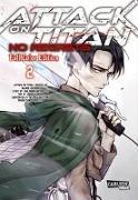 Cover-Bild zu Isayama, Hajime: Attack On Titan - No Regrets Full Colour Edition 2