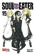 Cover-Bild zu Ohkubo, Atsushi: Soul Eater, Band 15
