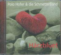 Cover-Bild zu Härzbluet von Hofer, Polo (Sänger)