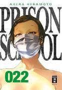 Cover-Bild zu Hiramoto, Akira: Prison School 22