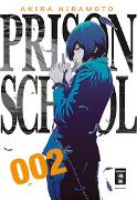 Cover-Bild zu Hiramoto, Akira: Prison School 02