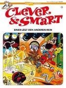 Cover-Bild zu Ibáñez, Francisco: Clever und Smart 11: Einer legt den anderen rein!