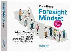 Cover-Bild zu Herger, Mario (Hrsg.): Foresight Mindset?