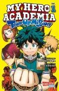 Cover-Bild zu Horikoshi, Kohei: My Hero Academia Team Up Mission 1