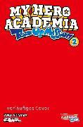 Cover-Bild zu Horikoshi, Kohei: My Hero Academia Team Up Mission 2