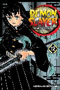 Cover-Bild zu Gotouge, Koyoharu: Demon Slayer: Kimetsu no Yaiba, Vol. 12