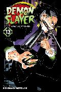Cover-Bild zu Gotouge, Koyoharu: Demon Slayer: Kimetsu no Yaiba, Vol. 13