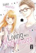 Cover-Bild zu Iwashita, Keiko: Living with Matsunaga 01