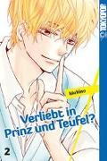 Cover-Bild zu Makino: Verliebt in Prinz und Teufel? 02