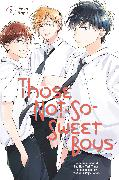 Cover-Bild zu Nogiri, Yoko: Those Not-So-Sweet Boys 2