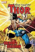 Cover-Bild zu Jurgens, Dan: Thor: Heroes Return Omnibus Vol. 1
