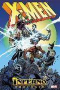 Cover-Bild zu Claremont, Chris: X-Men: Inferno Prologue