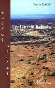 Cover-Bild zu Hachi, Rachid: L'enfant de Balbala