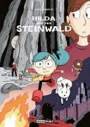 Cover-Bild zu Pearson, Luke: Hilda und der Steinwald