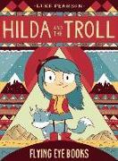 Cover-Bild zu Pearson, Luke (Illustr.): Hilda and the Troll: Book 1