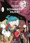 Cover-Bild zu Pearson, Luke: Hilda und der Schwarze Hund