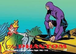 Cover-Bild zu Lee Falk: The Phantom the Complete Sundays Volume 8: 1963-1966
