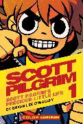 Cover-Bild zu Bryan Lee O'Malley: Scott Pilgrim Color Hardcover Volume 1