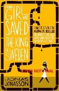 Cover-Bild zu Jonasson, Jonas: The Girl Who Saved The King of Sweden