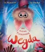 Cover-Bild zu Die kleine Fledermaus Wegda von Neßhöver, Nanna
