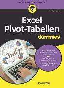 Cover-Bild zu Weiß, Martin: Excel Pivot-Tabellen für Dummies