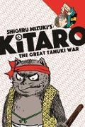 Cover-Bild zu Mizuki, Shigeru: Kitaro and the Great Tanuki War