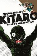 Cover-Bild zu Mizuki, Shigeru: Kitaro's Yokai Battles