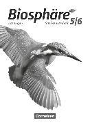 Cover-Bild zu Biosphäre Sekundarstufe I, Gymnasium Sachsen-Anhalt, 5./6. Schuljahr, Lösungen zum Schülerbuch von Grimmer, Anja