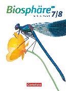 Cover-Bild zu Biosphäre Sekundarstufe I, Gymnasium Sachsen-Anhalt, 7./8. Schuljahr, Schülerbuch von Grimmer, Anja