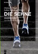 Cover-Bild zu Die Sehne von Plaaß, Christian (Hrsg.)