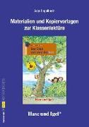 Cover-Bild zu Der Dieb auf dem Balkon / Silbenhilfe. Begleitmaterial von Engelhardt, Anja