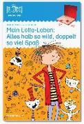Cover-Bild zu LÜK 3. Klasse - Mathematik: Mein Lotta-Leben