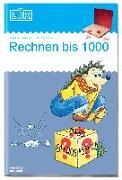 Cover-Bild zu LÜK. Rechnen bis 1000