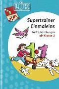 Cover-Bild zu LÜK. Supertrainer Einmaleins