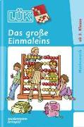Cover-Bild zu LÜK. Das grosse Einmaleins von Berghahn, Matthias (Illustr.)