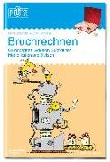 Cover-Bild zu LÜK Bruchrechnen. 5./6. Klasse. Doppelband