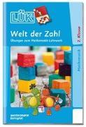 Cover-Bild zu LÜK - Welt der Zahl 2. Klasse