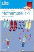 Cover-Bild zu LÜK Mathematik 2. Klasse: Üben und verstehen 1·1