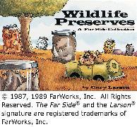 Cover-Bild zu Larson, Gary: Wildlife Preserves