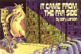 Cover-Bild zu Larson, Gary: It Came From The Far Side
