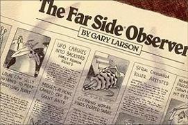 Cover-Bild zu Larson, Gary: The Far Side Observer