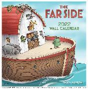 Cover-Bild zu Larson, Gary: The Far Side® 2022 Wall Calendar