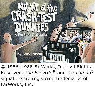 Cover-Bild zu Larson, Gary: Night of the Crash-Test Dummies