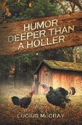 Cover-Bild zu Mcpherson, Gary: Humor Deeper Than a Holler