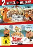 Cover-Bild zu Goscinny, René: Asterix und die Wikinger / Asterix im Land der Götter