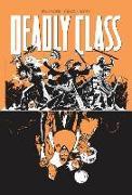 Cover-Bild zu Rick Remender: Deadly Class Volume 7: Love Like Blood