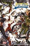 Cover-Bild zu Waid, Mark: Avengers: Der letzte Kampf