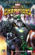Cover-Bild zu Ewing, Al: Contest of Champions Vol. 1: Battleworld