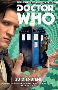 Cover-Bild zu Ewing, Al: Doctor Who - Der elfte Doctor