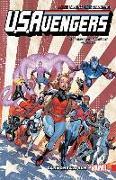Cover-Bild zu Ewing, Al: U.S.Avengers Vol. 2: Stars and Garters